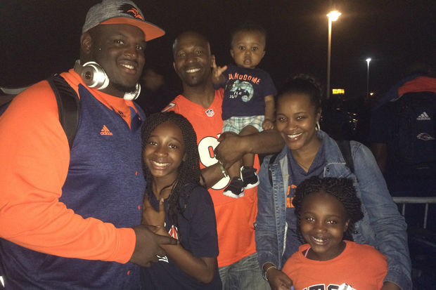 Former Mount Carmel standout Vontrell King-Williams is heading to the college football postseason with UTSA.