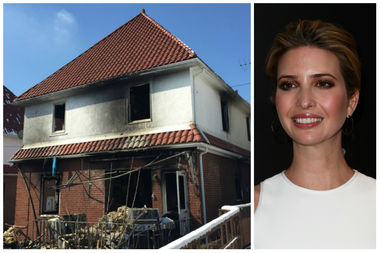 Ivanka Trump has made a $1,000 donation to a fundraiser for a learning center in honor of seven siblings who died in a March 2015 Brooklyn house fire.