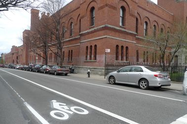 DOT will unveil plans for a bike lane on Seventh Avenue in Park Slope at the Dec. 15 Community Board 6 meeting.