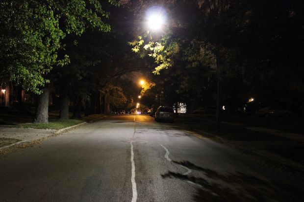 Clark Street in Rogers Park will get new LED street lights from Albion Avenue to Howard Street.