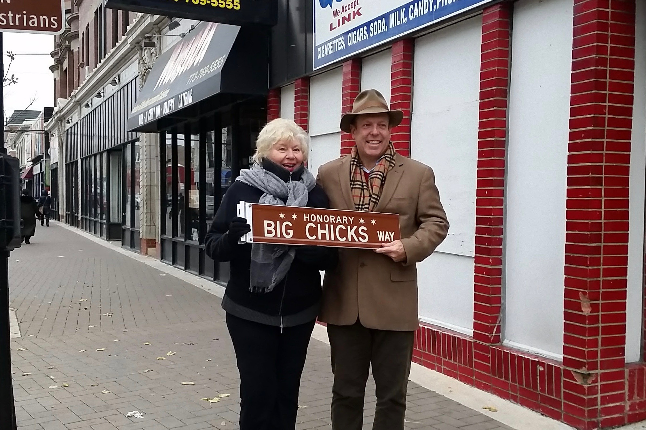 big chicks gets big honors after decades of supporting lgbtq