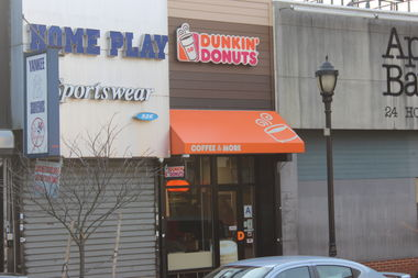 The Bronx saw the biggest increase in chain stores throughout New York City this year, including three new locations for Dunkin' Donuts, according to a new report.