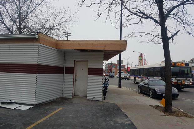 Arturo Torres, owner of Arturo's, has bought the former Sam's Red Hots and is remodeling it to continue its legacy as a to-go food stand. Torres will be adding more items to the menu.