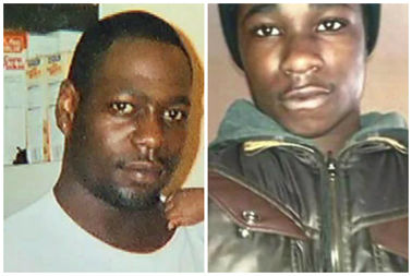 Darius Pinex, left, and Cedrick Chatman were killed by Chicago Police officers.