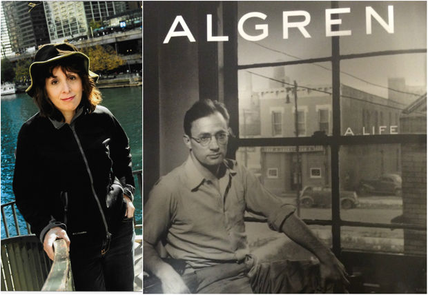 Reporter Mary Wisniewski's brilliant Nelson Algren biography,