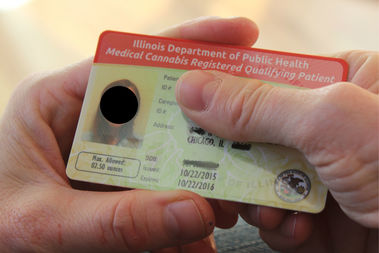 Image result for medical marijuana card