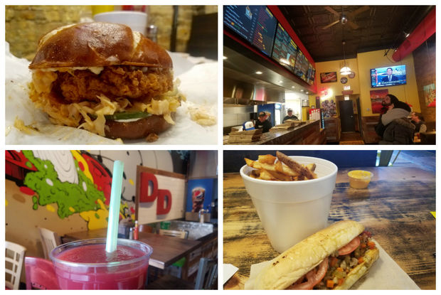 Devil Dawgs is now open at 1431 N. Milwaukee Ave. in Wicker Park.