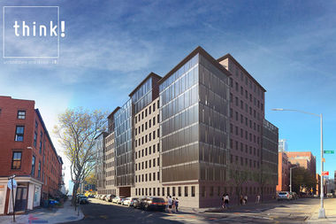 9-Story Apartment Block Would Tower Over Vinegar Hill, Opponents Say