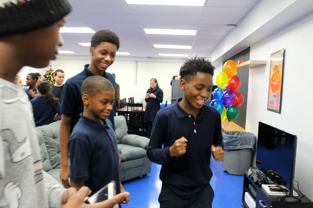 Valentine Boys And Girls Club Unveils New 50 000 Teen