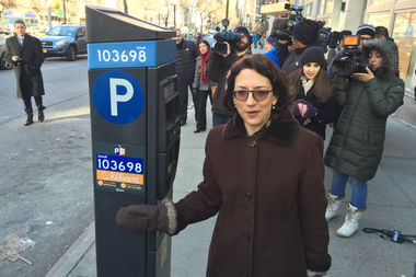 The city launched their system to pay for parking by cellphone, ParkNYC, to Staten Island and Brooklyn.