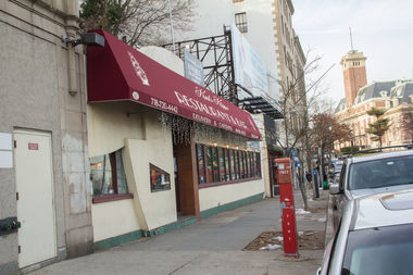The building that used to house the bar and restaurant Karl's Klipper is in the process of being sold to be turned into a high-end hotel.