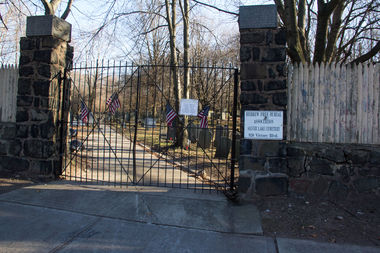 Silver Lake Cemetery was nominated to the State and National Registers of Historic Places.