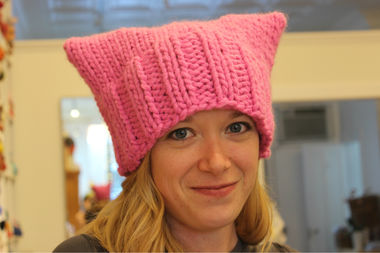 'Pussyhats' Lead To Pink Yarn Shortage After Packed Chicago Women's March – DNAinfo