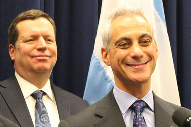 In the days following the release of a video showing the shooting death of Laquan McDonald by a Chicago police officer, Ald. Joe Moore (49th) attempted to comfort a media-battered Mayor Rahm Emanuel via email.