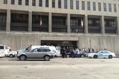 A judge has ruled that a lawsuit claiming court delays in The Bronx are unconstitutional requires new plaintiffs to move forward.