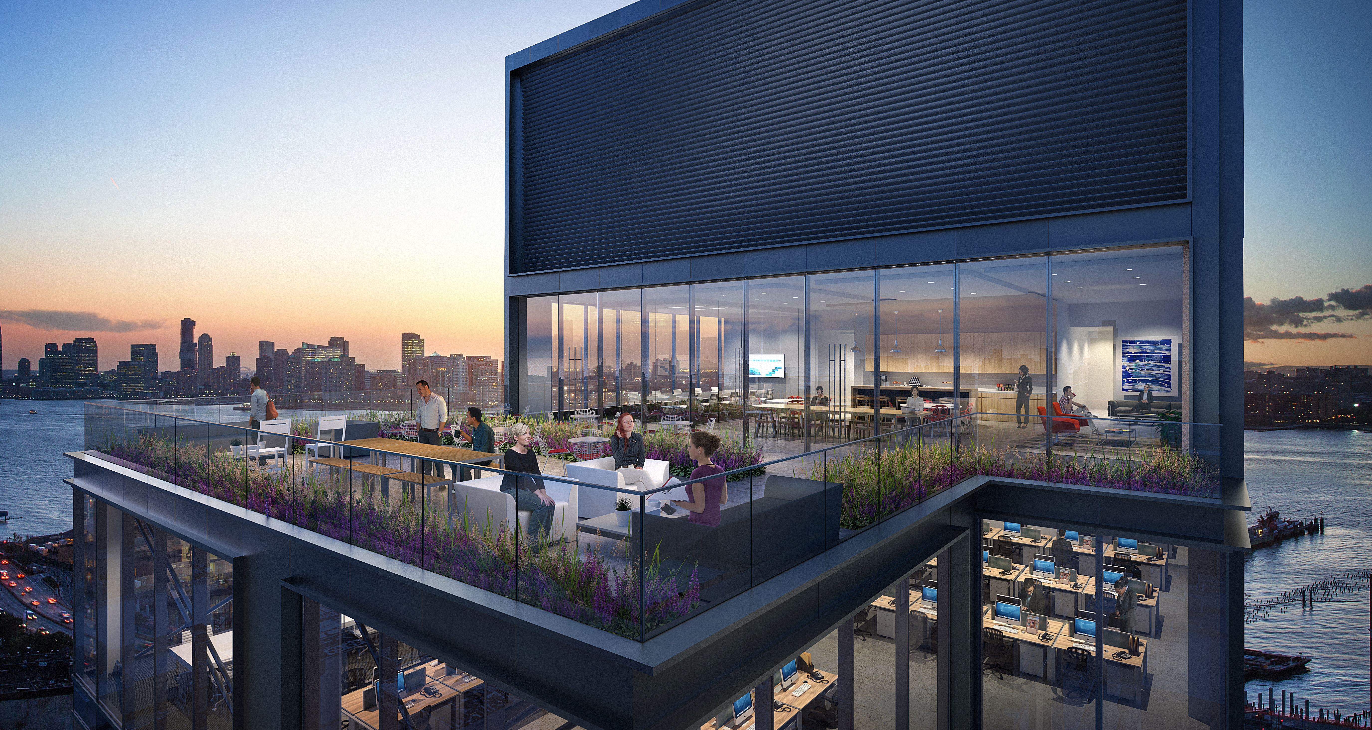 10 Trends For Nyc S Office Buildings Hotels And Retail In 2017