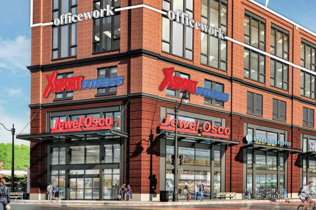 Last winter, real estate broker Sierra U.S. announced that Jewel-Osco and XSport Fitness were coming to the former mall at 2500 N. Milwaukee Ave. in a brochure promoting the $100 million development. But now the XSport Fitness has fallen through, and the Jewel-Osco deal is shaky.