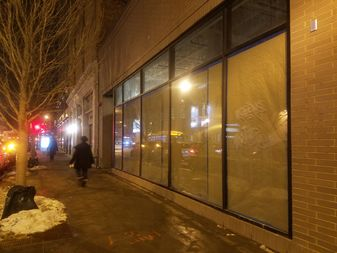Future home of Fairgrounds, a new coffee shop planned for 1620 N. Milwaukee Ave.