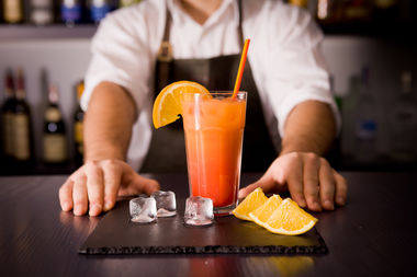 Chelsea and Williamsburg zip codes topped the city for the number of new bars and restaurants.