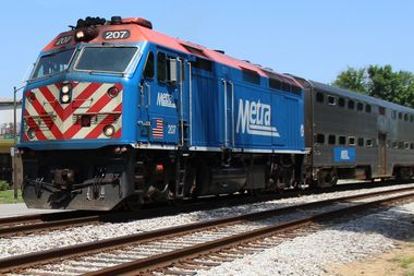 Metra will operate on a special schedule Friday to accommodate Downtown commuters looking to get a head start on the Easter weekend.