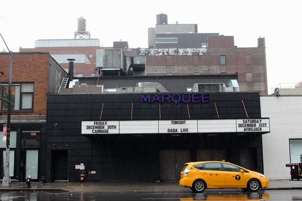 how to get into marquee nyc