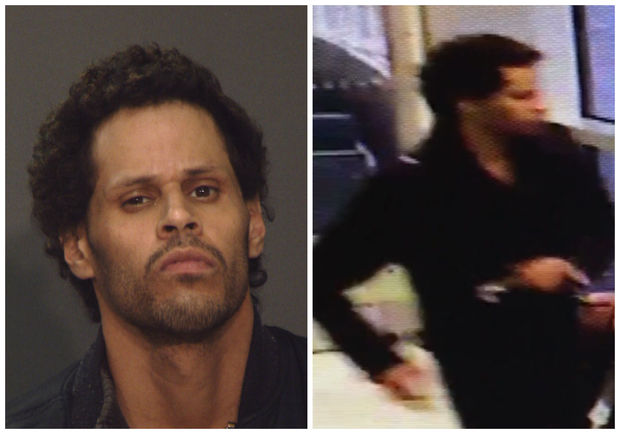 Daniel Ortiz, 31, escaped from police around 3:30 p.m. near Seventh Avenue and West 12th Street.