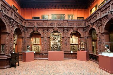 The Hispanic Society Museum, located at 613 W. 155th St., will be closed from January 1, 2017 until fall 2019.