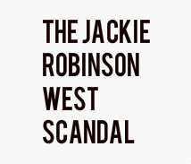 The Jackie Robinson West Scandal