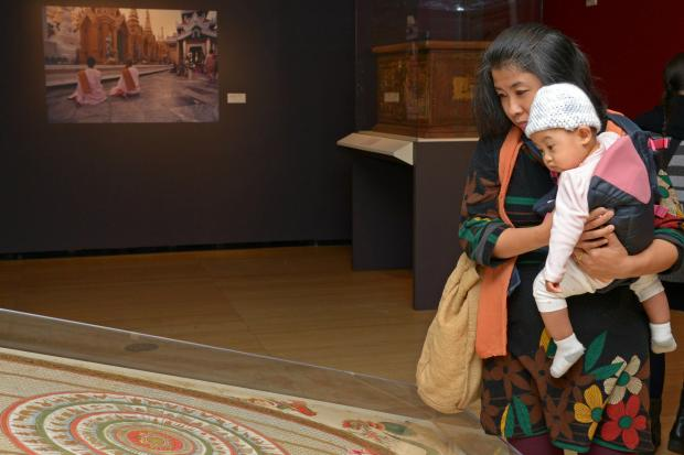 The Asia Society will give free admission to those who visit from Tuesday through Sunday this week in celebration of its 60th anniversary.