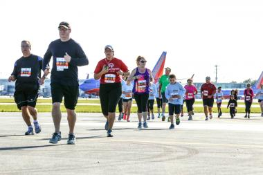 The fourth annual Midway Fly Away 5K is set for Sept. 19. Set for a 9 a.m., the 3.1-mile event at Midway International Airport supports the programs of Special Olympics Chicago, an organization that serves more than 5,000 athletes.