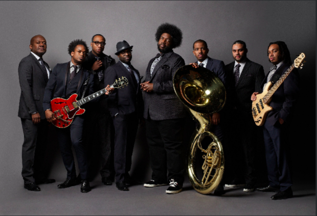 The Roots will play a free concert as part of the Lowdown Hudson Festival on July 12.