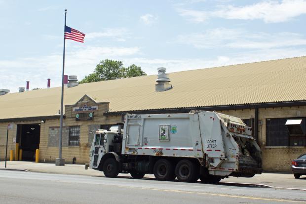Department Of Sanitation Long Island