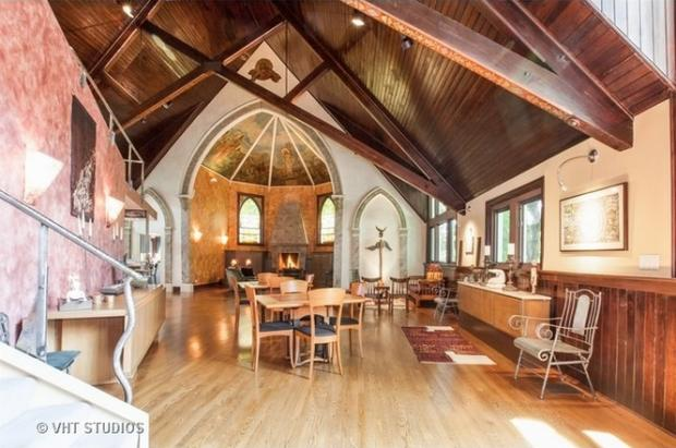 30 Churches You Can Live In: More Empty Holy Places Are Becoming ...