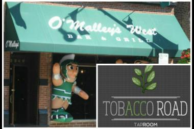 Tobacco Road Taproom is set to take over the former O'Malley's West at 2249 N. Lincoln Ave.