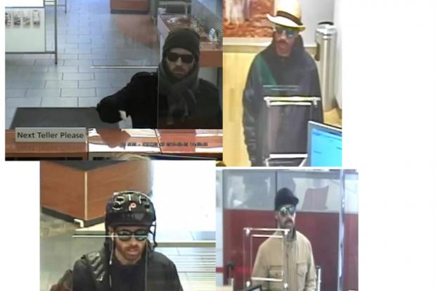 A fashionable thief has robbed six banks across Manhattan since March, police said.