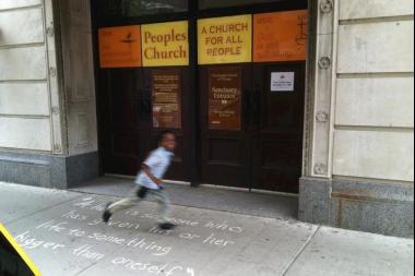 The Board of Directors for the shelter at the People's Church voted to close the shelter Wednesday.