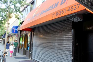 Twist and Smash'd has been closed for weeks.