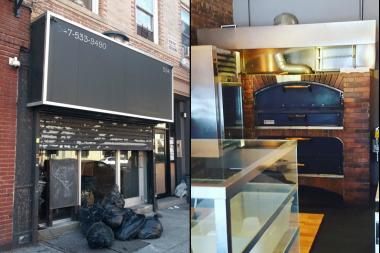 A new brick-oven pizza shop, Streetsweeper, is opening at 594 Rogers Ave. on July 8, its co-owner said.