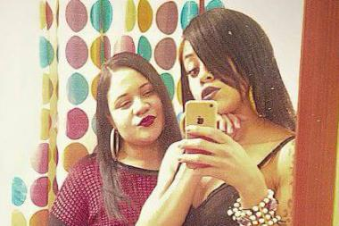 Michelle Kenny, left, was killed in a stabbing that also injured her daughter, Tamisha Kenny, right, family and police said.