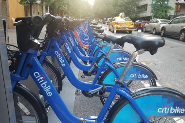 More Citi Bikes were used than ever in 2016, according to the mayor's office.