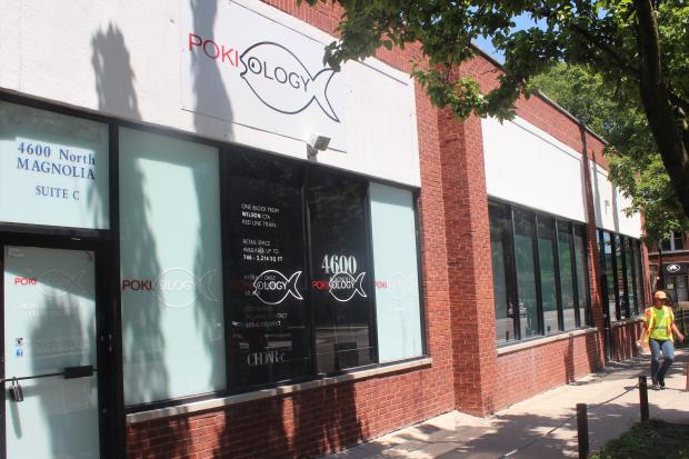 Pokiology will feature a Chipotle-style line and have seating for  16 to 20 people.