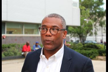 Ald. Walter Burnett Jr. (27th) is working with prominent West Loop developer Sterling Bay to install a public library branch in the West Loop.