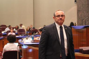Local Fraternal Order of Police President Dean Angelo Sr. said the right to vote for a candidate of one's choice is the most basic freedom of U.S. citizens.