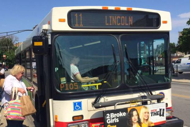 The CTA's 11 Lincoln bus is back, but for now only as a six-month pilot program.