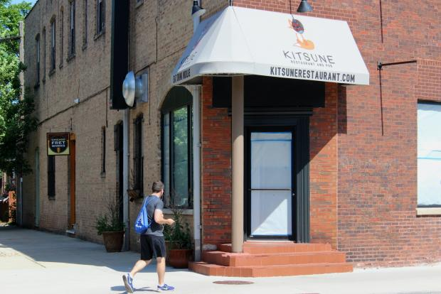Chef Iliana Regan is aiming for a fall opening of her Japanese-inspired restaurant Kitsune.