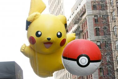 All sorts of Pokémon have arrived in the Concourse neighborhood thanks to Pokémon GO.
