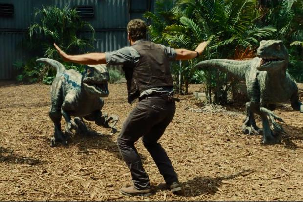 Movies In The Park: 'Jurassic World' Hits Touhy-Herbert Park Wednesday
