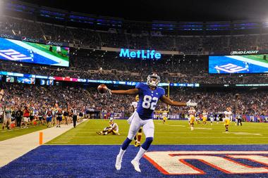 New York Giants fans will have to wait until week two of the NFL season to 897508d09