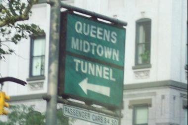 The MTA will institute cashless tolling at the Queens Midtown Tunnel in January, a spokeswoman said.