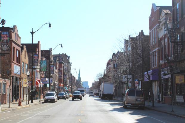 18th Street in Pilsen